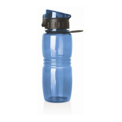 Polycarbonate Sports Bottle w/Flip Top - 600mL