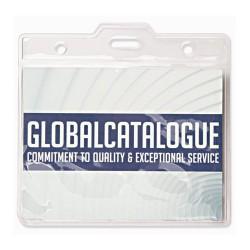 PVC Card Holder - 78 (H) x 103 (W)mm