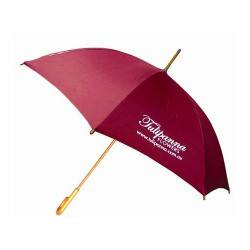 Shelta Wood Shaft Umbrella