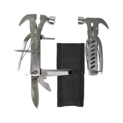 Multi Tool Hammer in Pouch