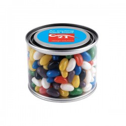 Assorted Colour Maxi Jelly Beans in 500ml Drum