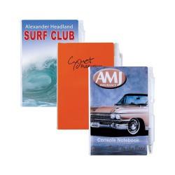 Custom Design Pocket Notebook with Pen