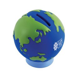 Atlas World Coin Bank