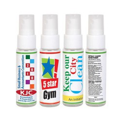 30ml Spray Hand Sanitiser
