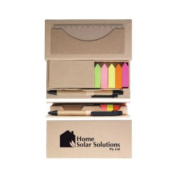 Note Holder Set with Pen