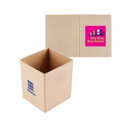 Folding Cardboard Pen Holder / Organiser
