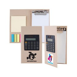 Clipboard / Notebook / Calculator