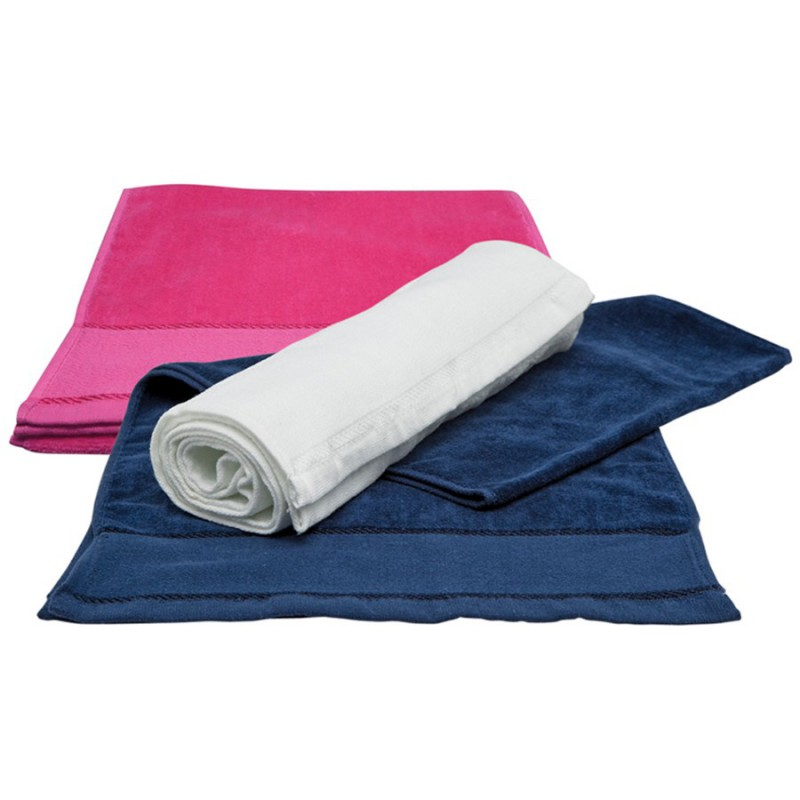 La Fitness With Towel Service: Branded Promotional Sports Towels