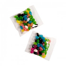 Jelly Beans Bag 50G (Mixed or Corporate Colours)