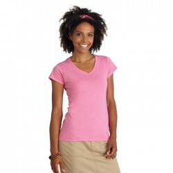 Softstyle Ladies' V-Neck T-Shirt