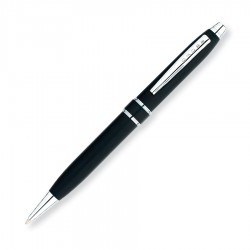 Cross Stratford Satin Black Ballpoint
