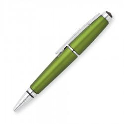 Cross Edge Green/Chrome Selectip