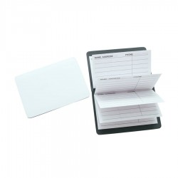 Magnetic Note Address Book