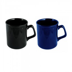 Ottawa Flared Mug, solid colour (320ml)