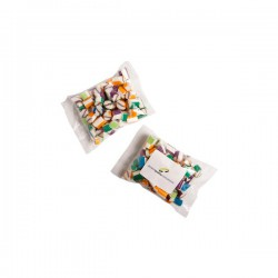 Personalised Rock Candy Bag 100G