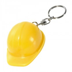 Hard Hat Bottle Openers - Key Ring