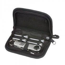 Golf Tool and Tee Set