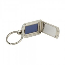 Stephanie Mirror/Photo Keyring