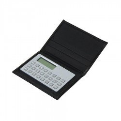 Calculator Business Card Holder