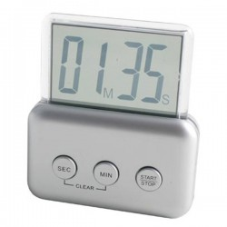 Countdown Timer (Silver)