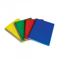 Spiral Promo Notebook