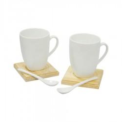 Café Cup Set