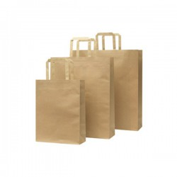 Paper Bag - Small (Natural)