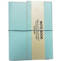 Eco Notebook with Elastic Closure
