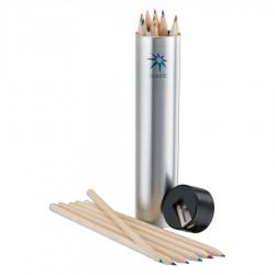 Silver Pencil Set
