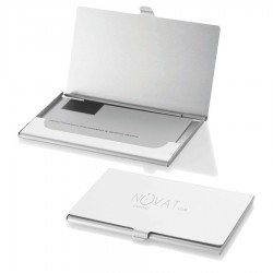 Promotional business card holders printed branded corporate business card holder reheart Gallery