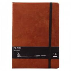 Monsieur Notebook - A4 - Plain 90gsm Ivory