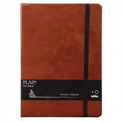 Monsieur Notebook - A6 - Plain 90gsm Ivory