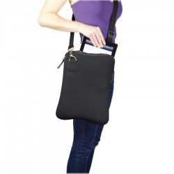 Neoprene Shoulder Satchel