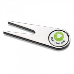 Divot Repair Tool with Ball Marker