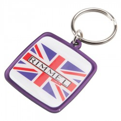 Rainbow Keyring ( 38mmx43mm Square)