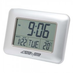 Midtown Multii Function Clock