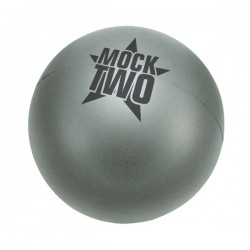 Stress Ball (silver only)
