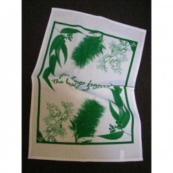 Tea Towel Printed