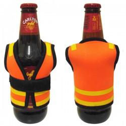 Safety Vest Bottle Cooler