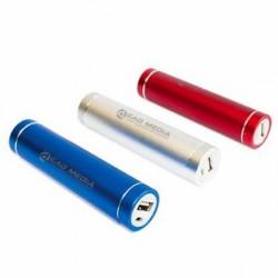 Cylinder Power Bank - 2200mAh