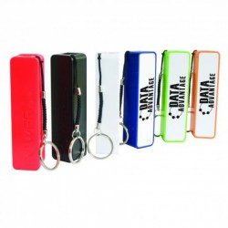 Power Bank with Key Chain - 2200mAh