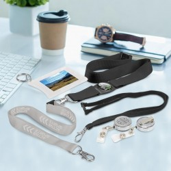 Conference Lanyards & Card Holders