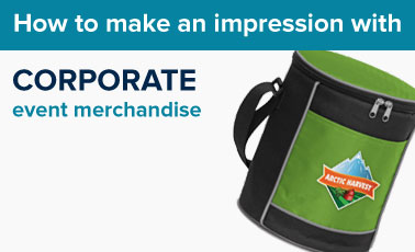 Corporate Event Merchandise
